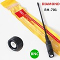 Diamond RH701 Wide Band High Gain Antenna BNC For walkie talkie IC-V85 IC-V80 IC-V82 HX-320 HX-300 TK 100 TK 200