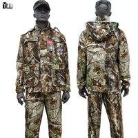 2016 New Style Men Sets US Training Field Uniform Suit 3D Digital Printed Camouflage ACU Version