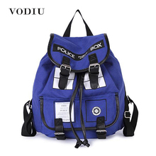 Dr. Who Tardis Backpack women Buckle Slouch Doctor Who Tardis bag women backpack School bags for teenagers children kids XM202 цены