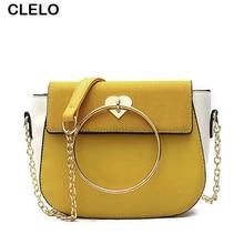 CLELO Mini Small Bag Women Messenger Summer Bag Female Clutches Luxury Handbags Designer Shoulder Crossbody Bags For Girls bolsa
