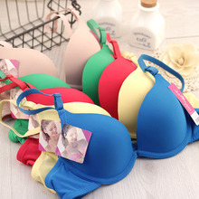 new fashion Push up bra Womens Sexy Deep V Lingerie Support