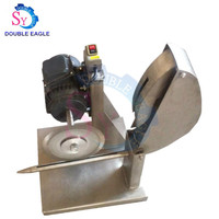 Electric band saw cutting machine Stainless steel poultry chicken duck goose rabbit cutting machine meat bone slicer separator