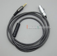 Hi OFC With Mic Remote Headphone DIY Cable For AKG Q701 K702 K271s 240s K271 K272