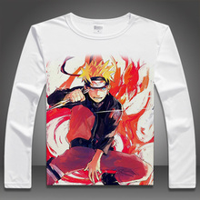 Naruto T Shirt Man/Women Long Sleeve Casual (21 styles)