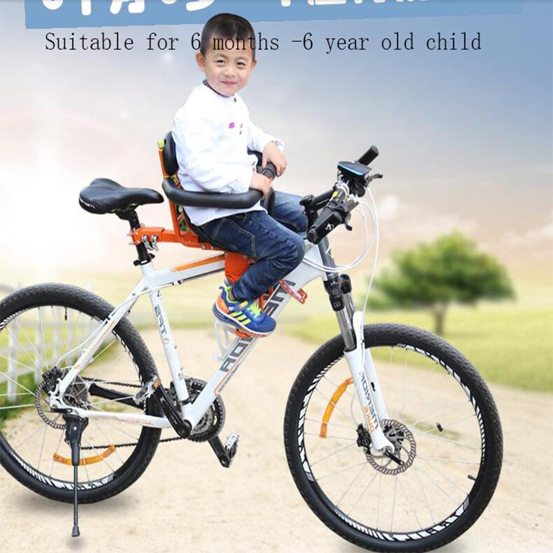 Front Seat Mat Children Bike Seats Stainless Steel Plastic Mountain Road Folding Electric Bike Safety Chair For Kids Boy Girl premintehdw abs wall mount bathroom folding seat fold up seats shower rv seat