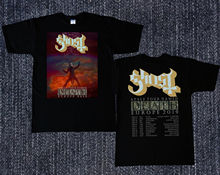 Mens Ghost Band - A Pale Tour Named Death Date 2019 T-shirt T Shirt Discount 100 % Cotton For MenS