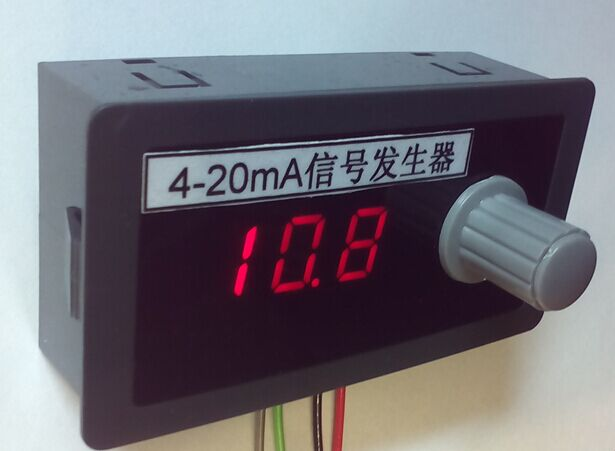 4-20mA signal source 4-20mA signal source 4-20mA signal generator 0-20mA constant current source 4 20ma signal generator 24v current and voltage transmitter calibrator signal source 0 10v constant current source simulation