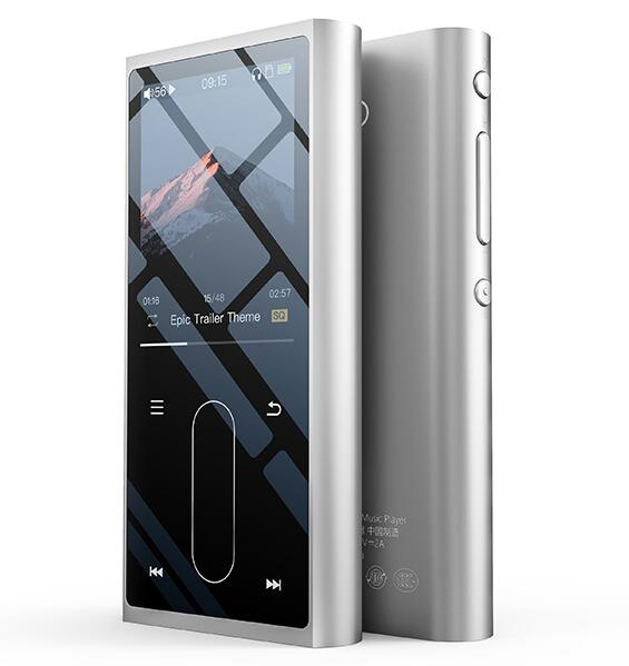FIIO M3K Mini HIFI Hi Res Lossless Portable Music Player MP3 AK4376A DAC chips High fidelity