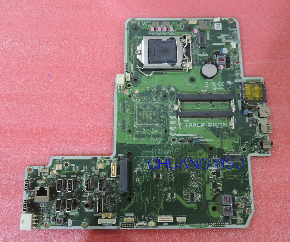 Free shipping CHUANGYISU for original OPX 9030 INS 5348 AIO motherboard VNGWR IPPLP RH TH integrated