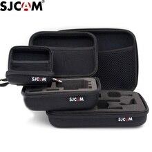 Orijinal S/M/L boyutu depolama toplama çantası çanta SJCAM SJ4000 SJ5000 SJ6 SJ8 artı/Pro SJ9 strike/Max için Xiaomi yi H9 aksesuarları