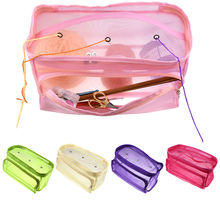 9 Styles Yarn Storage Bag Knitting Tote For  Crochet Hooks Needles and Sewing Accessories Holder Mom