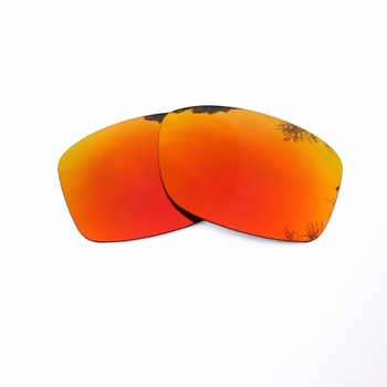 Purple Mirrored&Orange Red Mirrored Polarized Replacement Lenses for Holbrook Frame 100% UVA & UVB