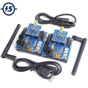Image 1 - CC2530 Zigbee Core Board Development Board Kit IOT Smart Home Wireless Module Packet 24MHz 256KB cc2530 zigbee module