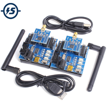 Системная плата Zigbee CC2530, комплект для разработки IOT умного дома, беспроводной модуль, пакет, 24 МГц, 256 кбит, cc2530, модуль zigbee