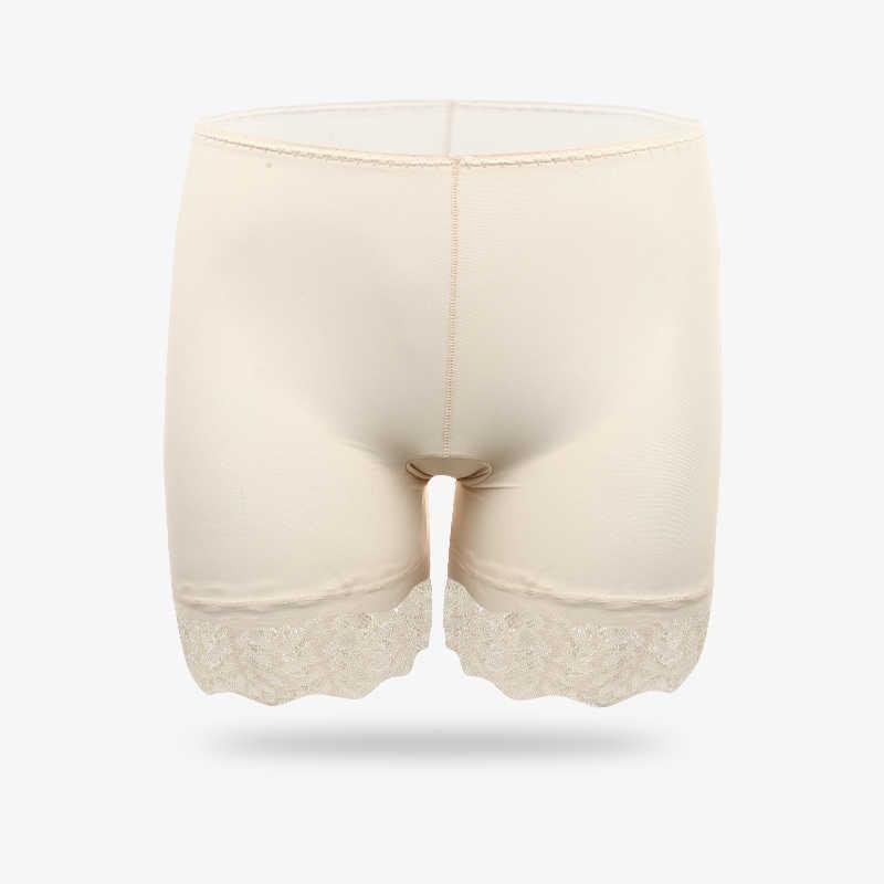 803b33c37f0 ... New Summer Women Safety Short Pants Lace Underwear Cottton Women Boxer  Briefs Boyshorts Sexy Women Underwear ...