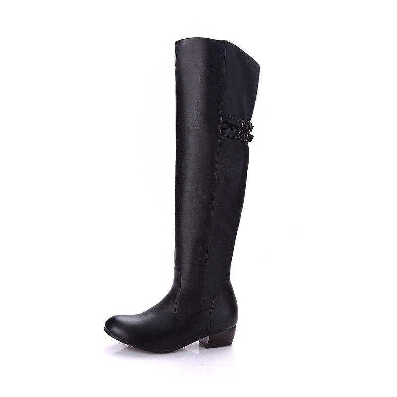 Online Get Cheap Size 10 Thigh High Boots -Aliexpress.com ...