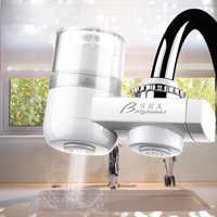 Filtro De Agua Del Grifo De cocina Filtro De Agua Del Grifo saludable cartucho De cerámica Grifo Filtro purificador De Agua para el hogar