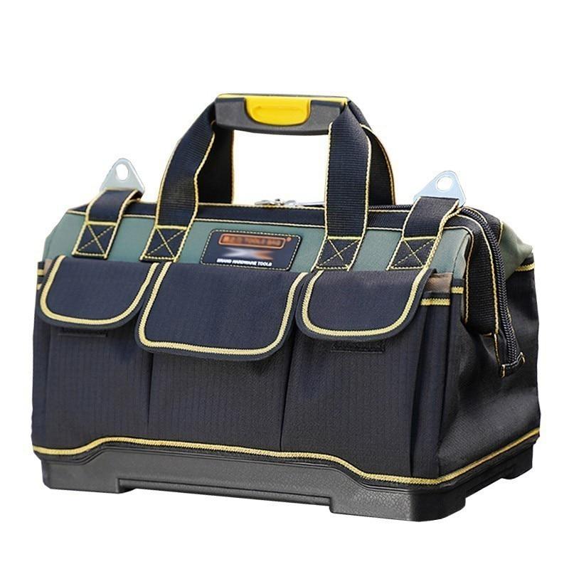 Tool Bag Electrician Tools Carpentry Hardware Repair Portable Storage Organizers Box Work Spanner Toolbox Kitbag Big Toolkit