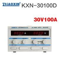 KXN 30100D High Power Switch DC Adjustable Power Supply 30V 100A Laboratory power supply Toroidal transformer