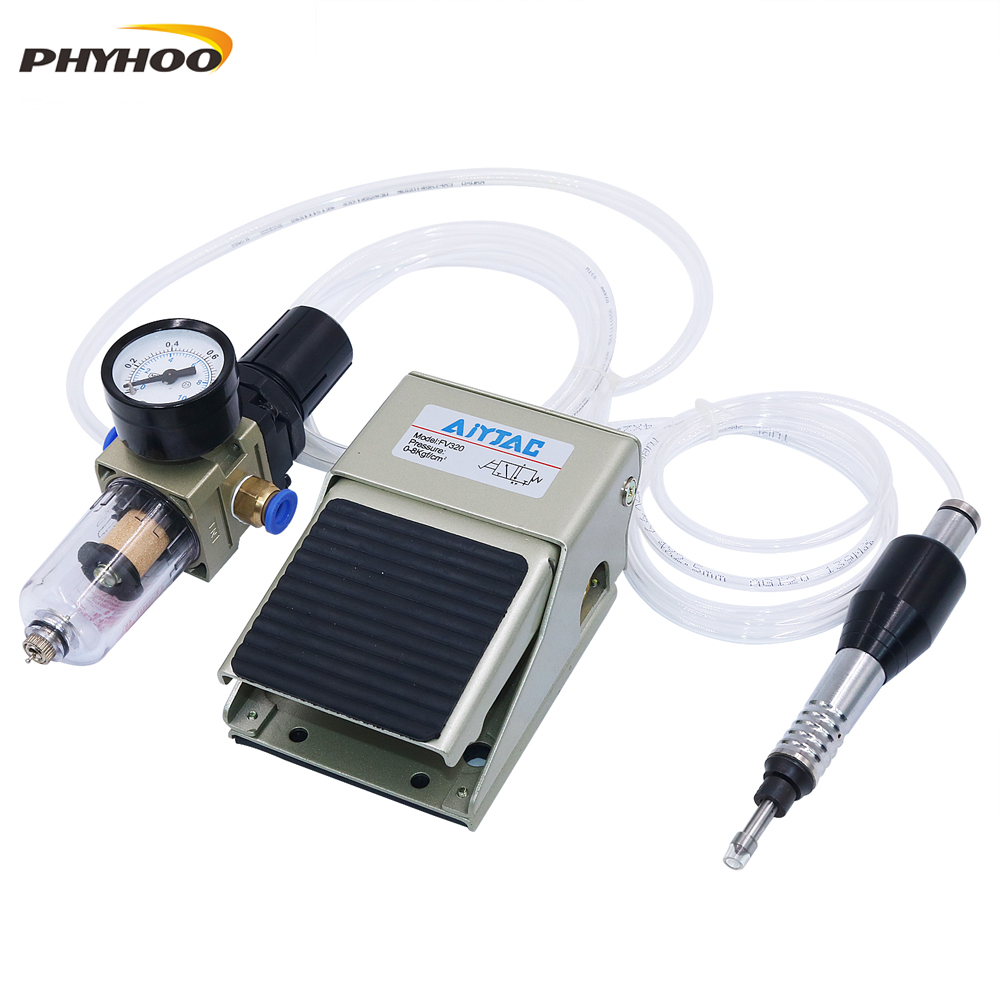 Pneumatic Hammer Handpiece Air Drill Pneumatic Nail Sand Machine Pneumatic Surface Engraving Machine