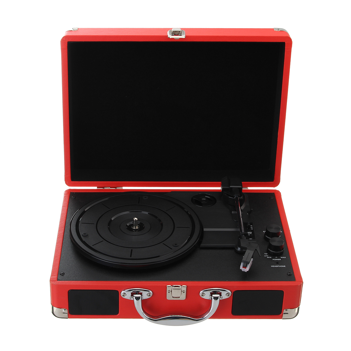 Plastic Wood Retro Turntable N Amp K Tech Toys