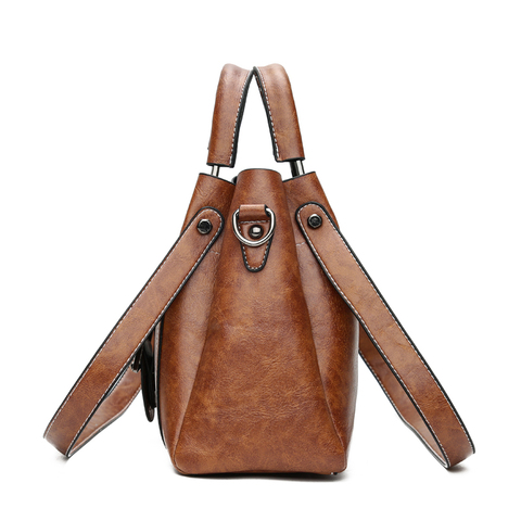 Fashion Women Messenger Bags Vintage Belts Shoulder Bags Women Handbags Designer high quality PU Leather Ladies Hand Bags Sac Lahore