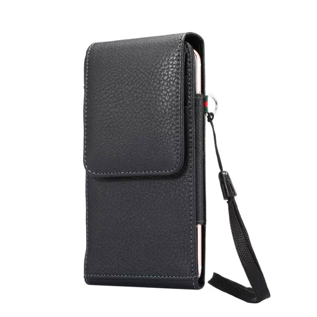 Verticial Rotary Man Belt Clip Strap Leather Mobile Phone Case Card Pouch For Xiaomi Redmi 3 Pro,ZTE nubia Z11 mini,Blade A2