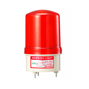 Red DC 12V 24V Emergency Vehic