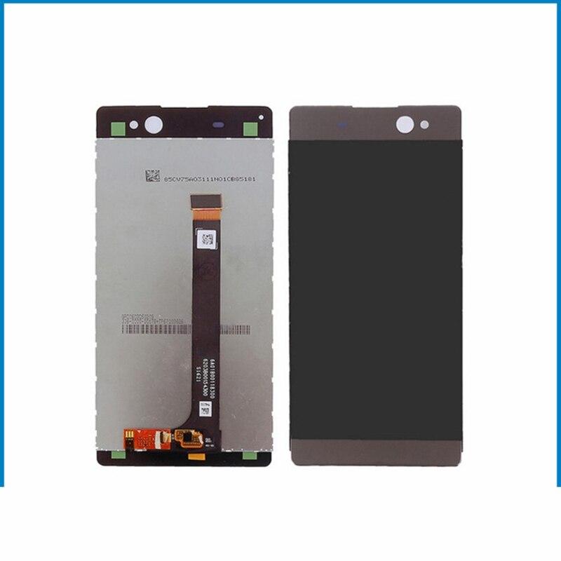 Для sony C6 ЖК дисплей с сенсорным экраном дигитайзер монтажный ЖК экран Запасные части для мобильного телефона ЖК дисплей