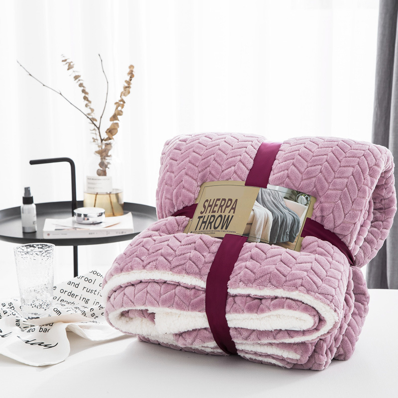 Wheat Pattern Soft Flannel Aircraft Sofa Use Office Children Blanket Towel Travel Fleece Mesh Portable Car Travel Cover Blanket Wheat Pattern Soft Flannel Aircraft Sofa Use Office Children Blanket Towel Travel Fleece Mesh Portable Car Travel Cover Blanket