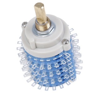 Image 5 - 1pc 4 מוט 24 שלב 4*24 סיבובי מתג מחליש נפח בקרת DIY פוטנציומטר