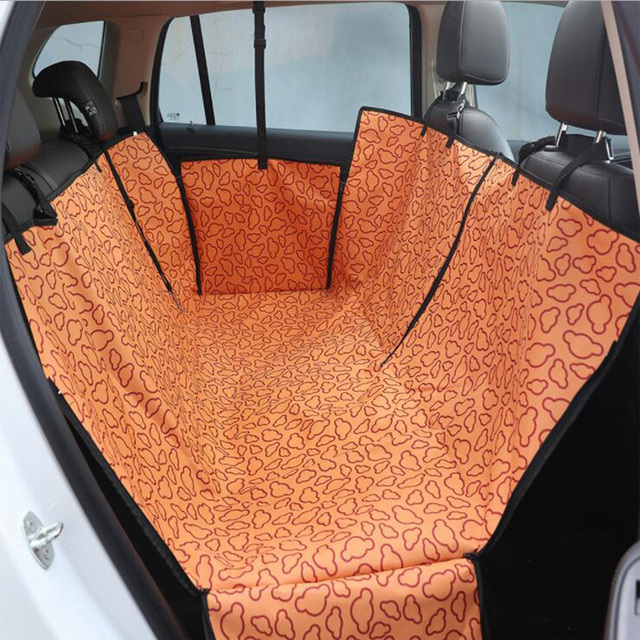 REAR SEAT AUTOMOBILE PET CARRIER