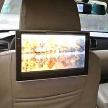 11.8 Inch LCD Android 6.0 System Headrest DVD Monitors 1920x1080 HD input Radio AV Monitor Car Audio DVD Player For Dodge Ram недорого