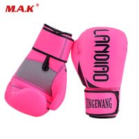 1 Paar Dames Bokshandschoenen Grappling MMA Womens Punch Gym Kick Training Mitts