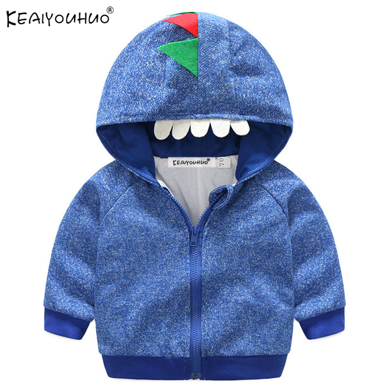 f9f05a6b75a2 KEAIYOUHUO Autumn 2018 Baby Girl Jacket For Boys Outerwear Children ...