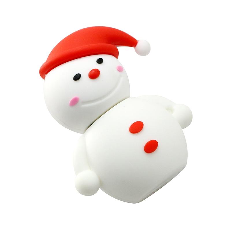 USB Flash Drive 128 GB մուլտֆիլմ Սուրբ Ծննդյան - Արտաքին պահեստավորման սարքեր - Լուսանկար 3
