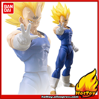 100% Original BANDAI Tamashii Nations S.H.Figuarts SHF Exclusive Action Figure Majin Vegeta from Dragon Ball Z