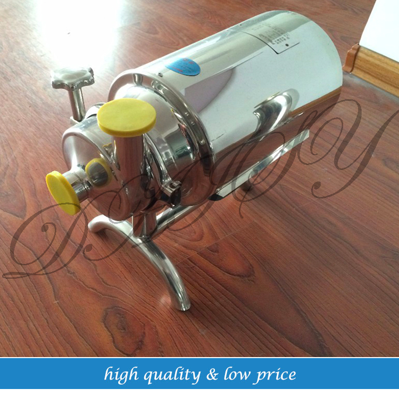 1/2hp Food Grade Stainless Steel Sanitary Centrifugal Milk Jucice Pump 1 2hp 220v 50hz single phase small stainless steel centrifugal water pump sanitary pump beverage pump dishwasher pump