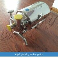 1/2hp Food Grade Stainless Steel Sanitary Centrifugal Milk Jucice Pump