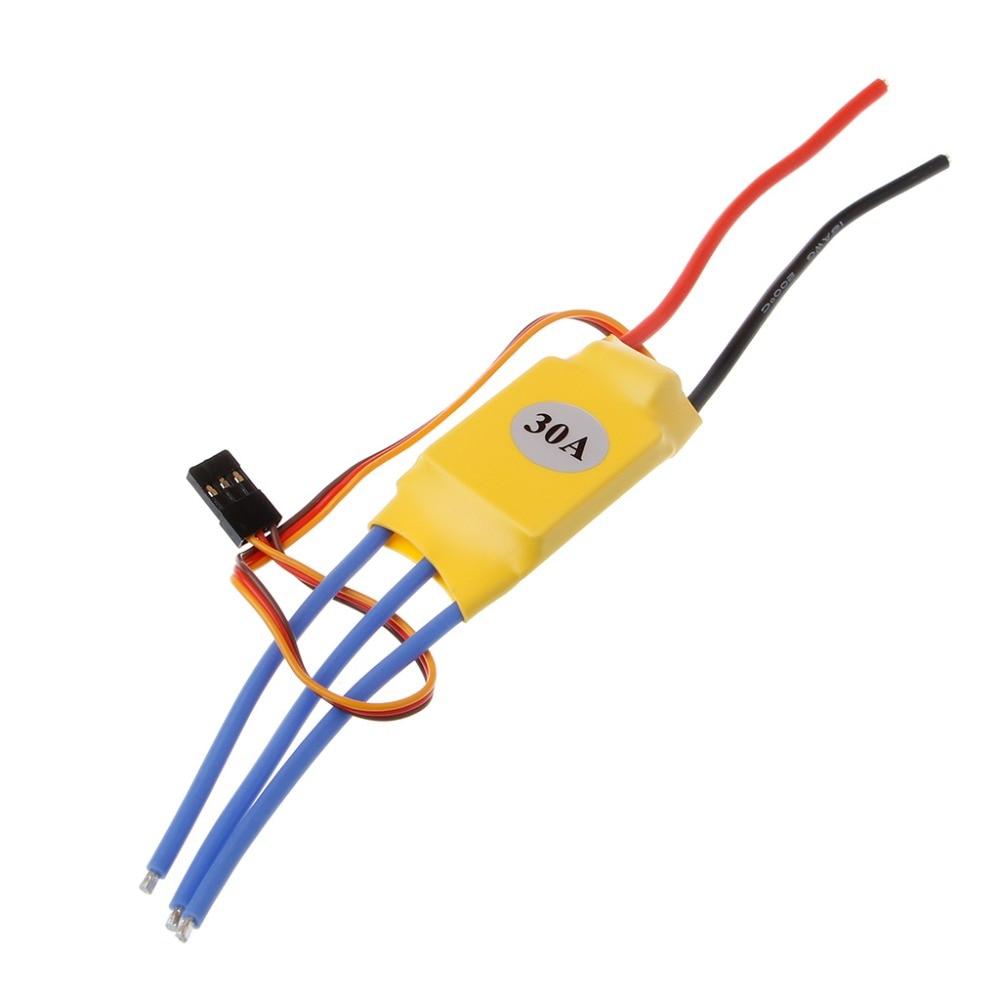 HW30A Brushless Regler ESC Für DJI EMAX FPV Drone RC Quadcopter Neu