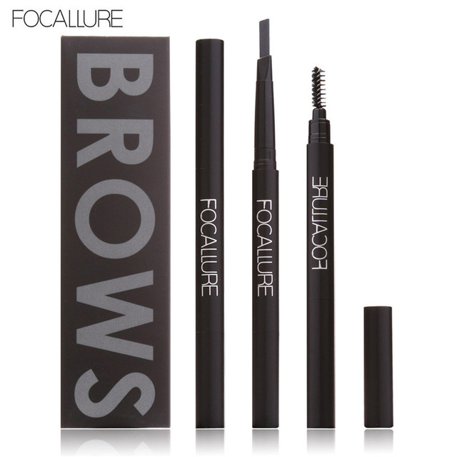 Aliexpress Buy Focallure Eyebrow Pencil Makeup Waterproof Long