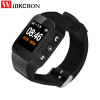 GPS Tracker Smart Watch Support IOS Android Elderly SOS Phone Anti Lost Gps Lbs Wifi Tracking