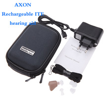 Factory direct Hot selling AXON K-88 rechargeable sound amplifer Hearing Aid Aids 50pcs/lot free shipping by EMS/DHL/FEDEX