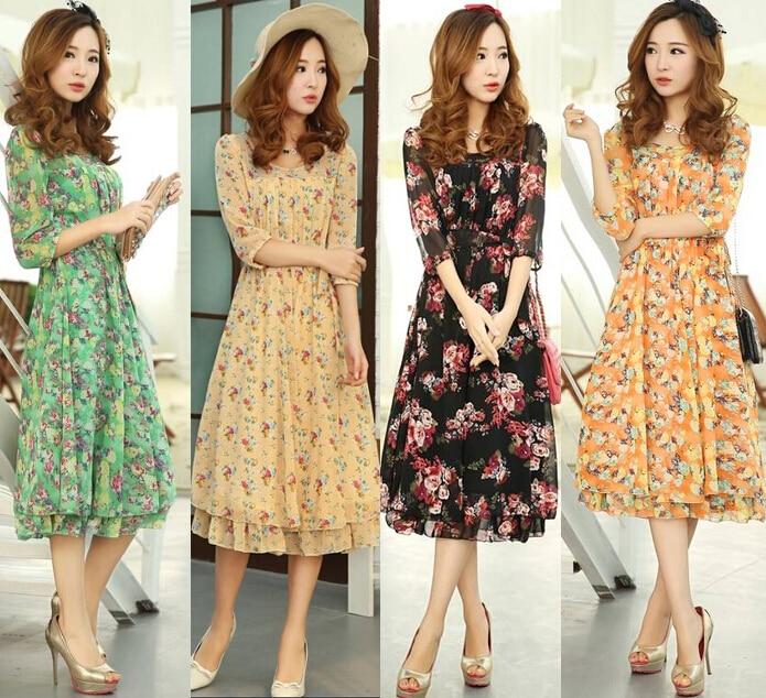 Rustic Summer Dresses  Fashion design images