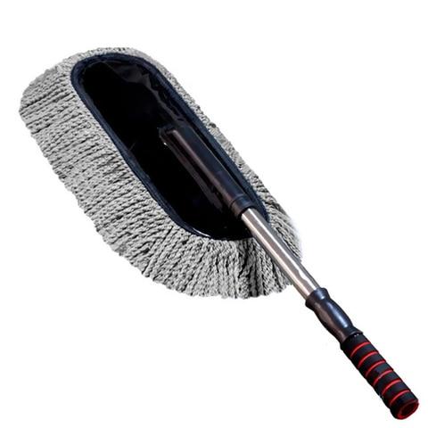 new car wash lavagem escova de varredura ferramenta grande microfibra telescopica duster multifuncional escova de