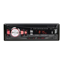 20189 12V1Din רכב MP3 נגן רכב BT WMA אודיו מוסיקה נגן TF כרטיס USB פלאש דיסק AUX ב FM משדר עם שלט רחוק