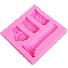Sophronia Roman Column and Relief Silicone Mould