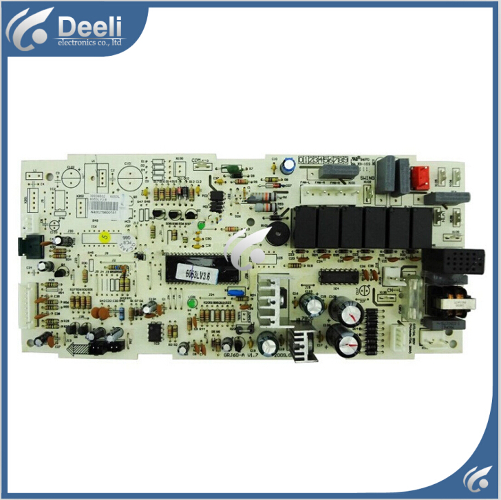 95% new good working for commercial air conditioning motherboard 6053L 30036032 circuit board GRJ60-A on sale