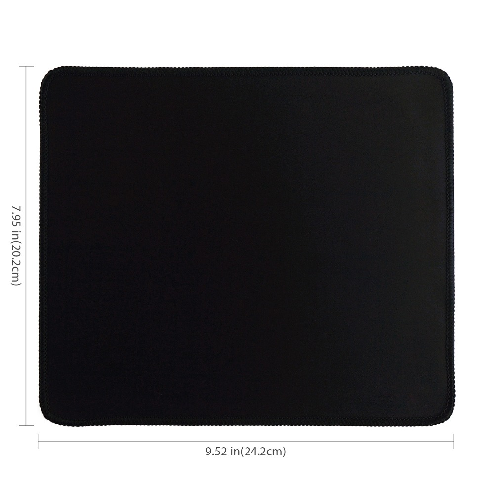 Drop-shipping-24-20cm-Universal-Black-Slim-Square-Gaming-Mouse-Pad-Mat-Mouse-Pad-Muismat-For (4)