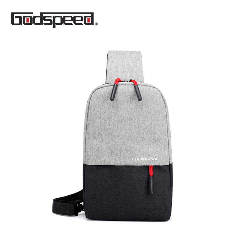 Godspeed shoulder sling bags urban used city large capacity messenger bag  for men-in Waist Packs from Luggage   Bags on Aliexpress.com  34143bac8a8b9